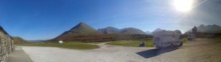 Schottland_Isle of Skye_Campsite_Die Roadies_Reisetagebuch_Hund_Wohnmobil