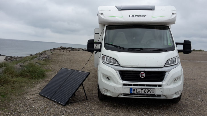 Solar_Solarpanel_Strom_Camping_Wohnmobil__Norwegen_Die Roadies