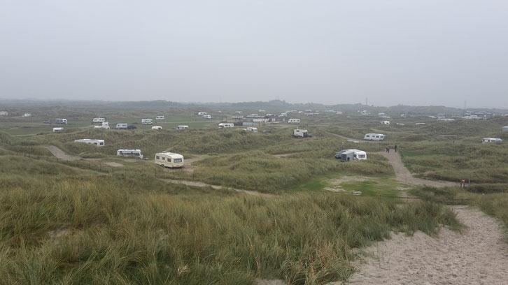 Nr Lyngvig_Camping_Dänemark_Wohnmbil_Hund