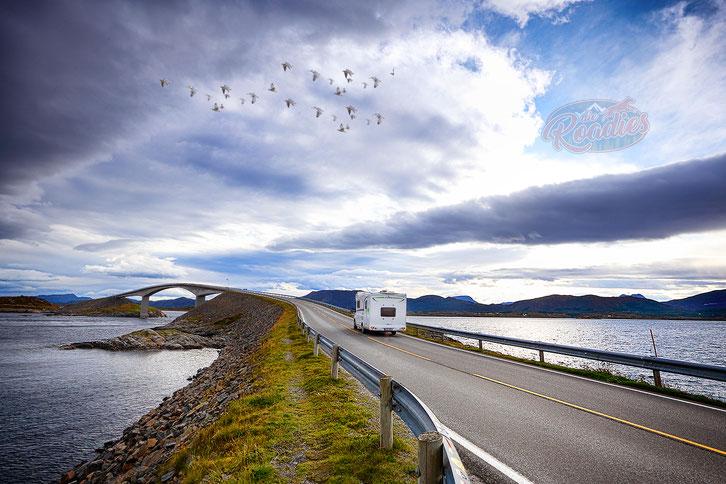 Atlanterhavsvegen_Atlantikstraße_Norwegen_Wohmobil