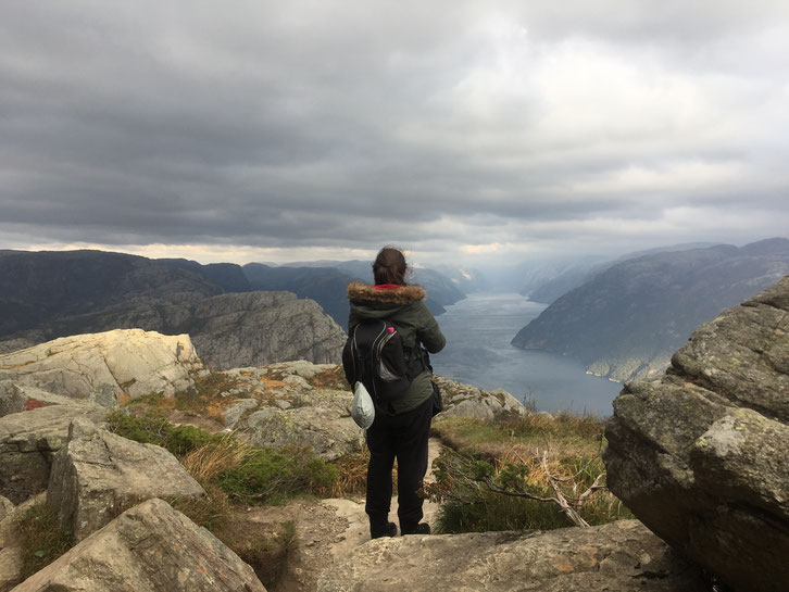 Preikestolen_Wanderung_Norwegen_Reisebericht_Roadtrip_Die Roadies_Hund