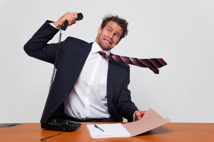 Gespräche mit schwierigen Kunden souverän und erfolgreich meistern. Verhalten im Umgang mit schwierigen Kunden, Verhalten bei Beschwerden. Seminar, Online-Seminar, Inhouse-Schulung, Inhouse-Seminar, Workshop, Coaching, Training