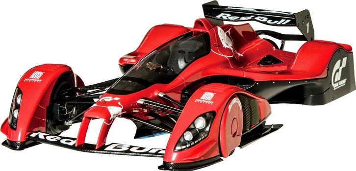 1/18 Red Bull X2010 by Autoart オートアート社 1/18 レッドブルX2010