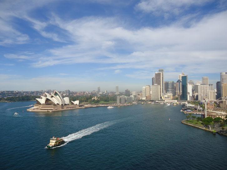 Sydney, Australie.
