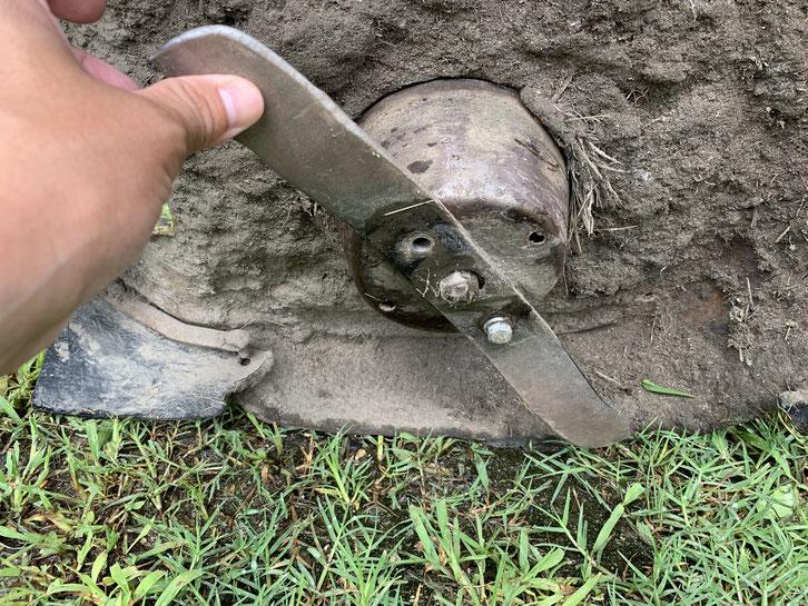 ウイングモアの刈刃