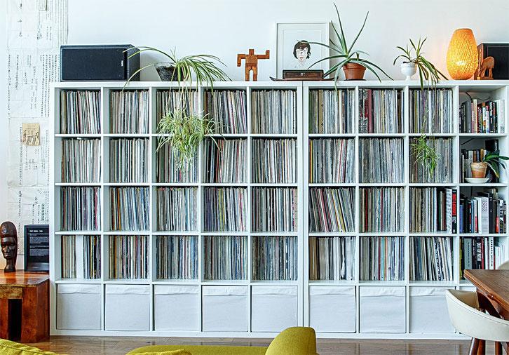 Pagitarecords - Ankauf von Schallplattensammlungen LPs