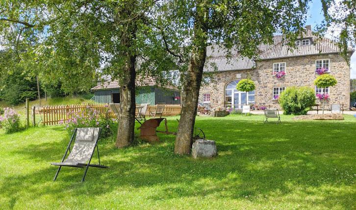 Bauernhof Victorhof Monschau Eifel