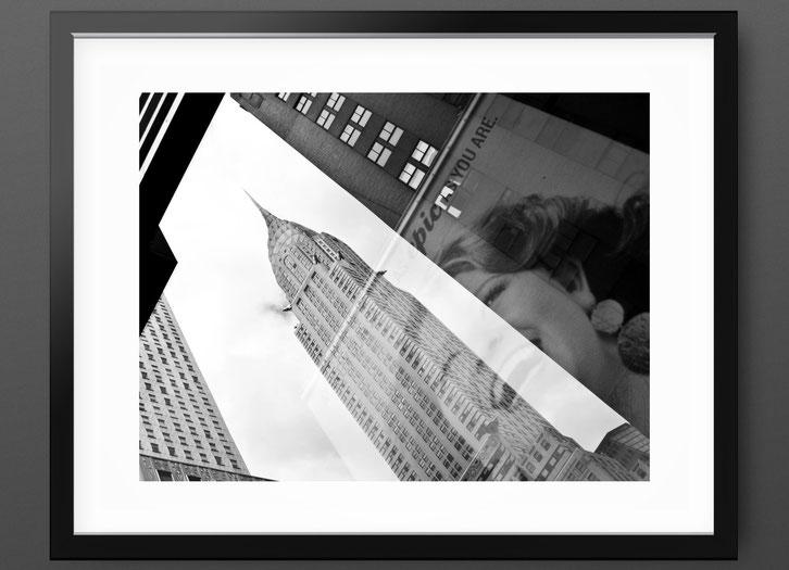Photographic Art Print 'EPiC', New York by PASiNGA