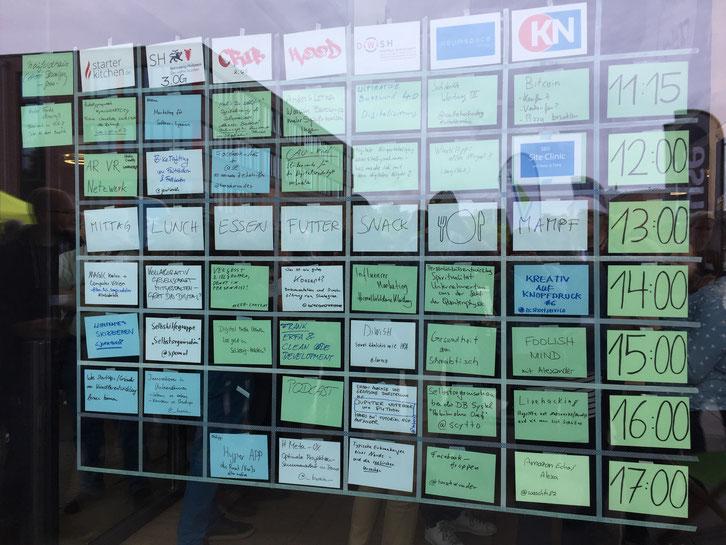 Sessionplanung-Barcamp-Kiel-2017