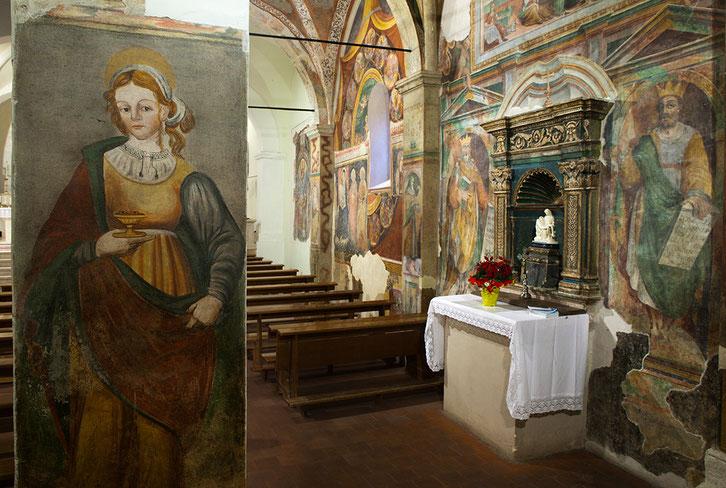 Santa Maria delle Grazie, Rosciolo