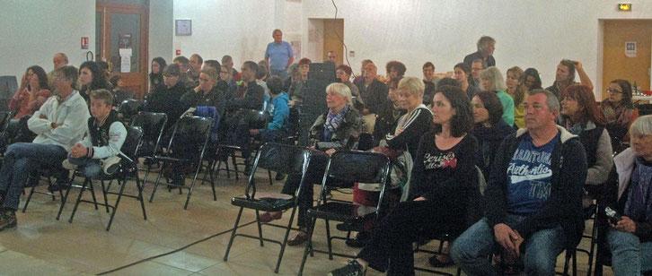 une soirée avec Biocoop de Salernes et l'Association Sillanaise pour la Protection de l'Environnement