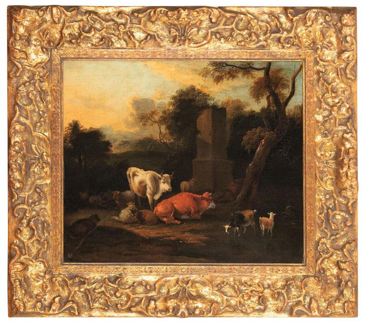 te_koop_aangeboden_een_17e_-eeuws_kunstwerk_schilderij_van_de_nederlandse_kunstschilder_michiel_carree_1657-1727