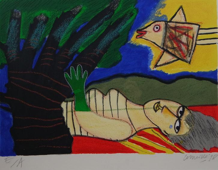 te_koop_aangeboden_een_modern_kunstwerk_van_de_cobra_kunstenaar_corneille_1922-2010