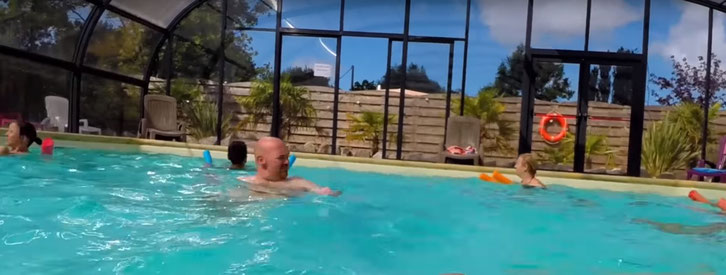 piscine couverte animation camping baie de somme