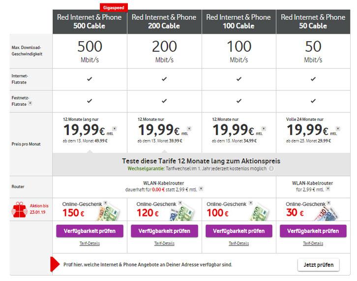 CheckEinfach | Bildquelle: Vodafone.de