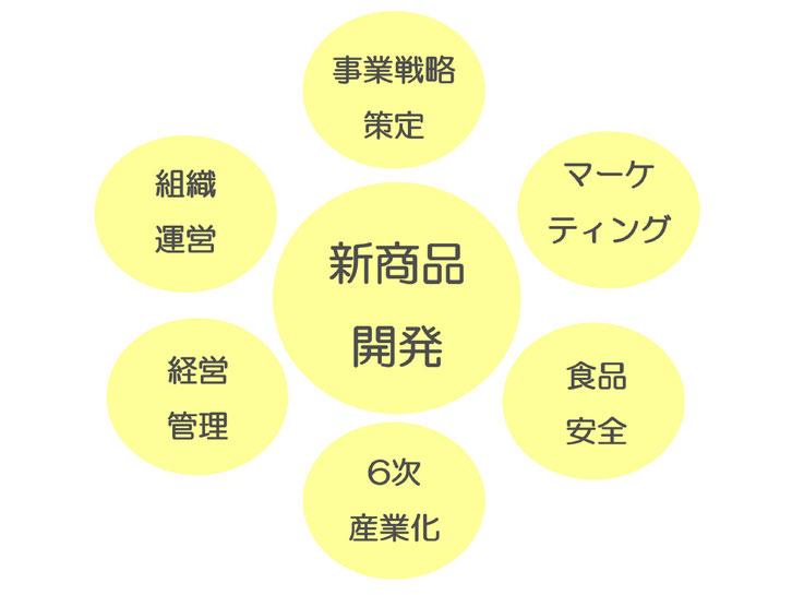 商品開発  商品開発コンサルタント