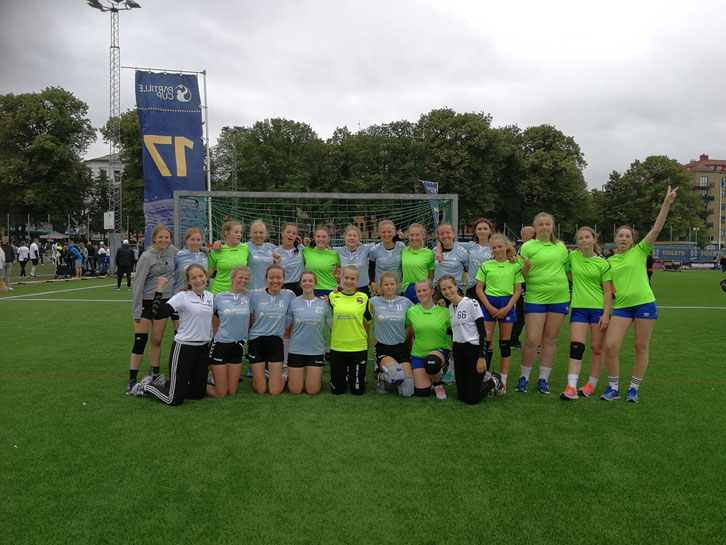 Eindrücke Partille Cup 2019