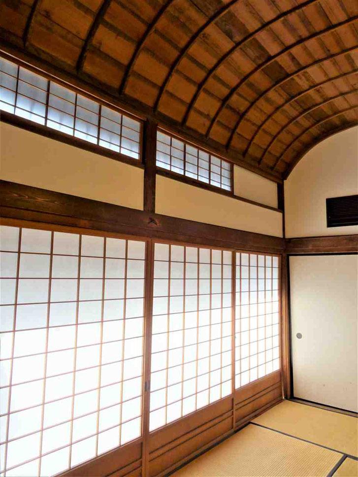 福島市 旧堀切邸 有形文化財 十間蔵
