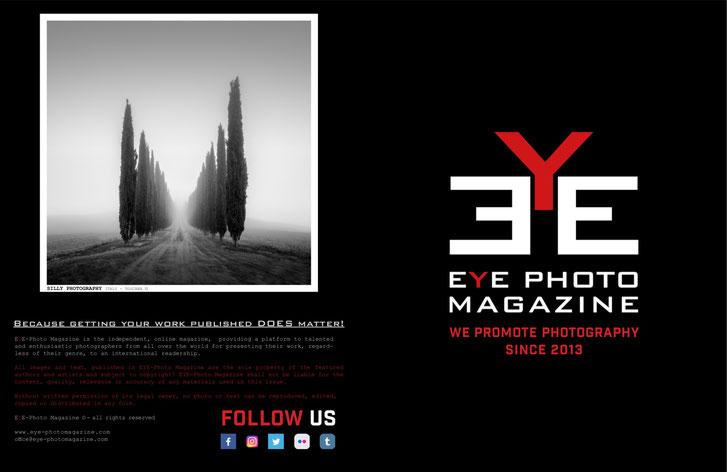 EYE-Photo Magazine,  Silly Phptpgraphy, Januar 2021