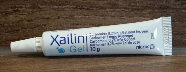 Xailin Gel Tube