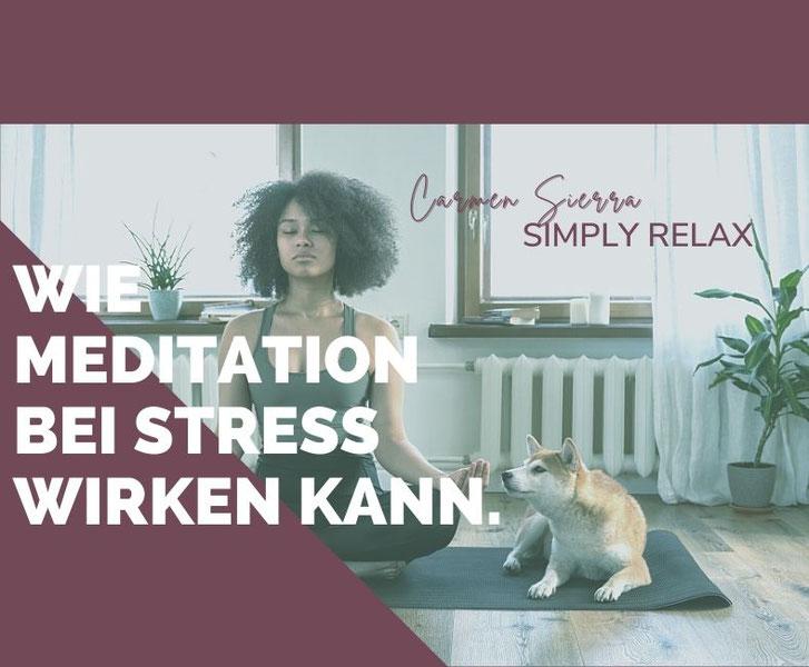 Meditation | SIMPLY RELAX | Carmen Sierra