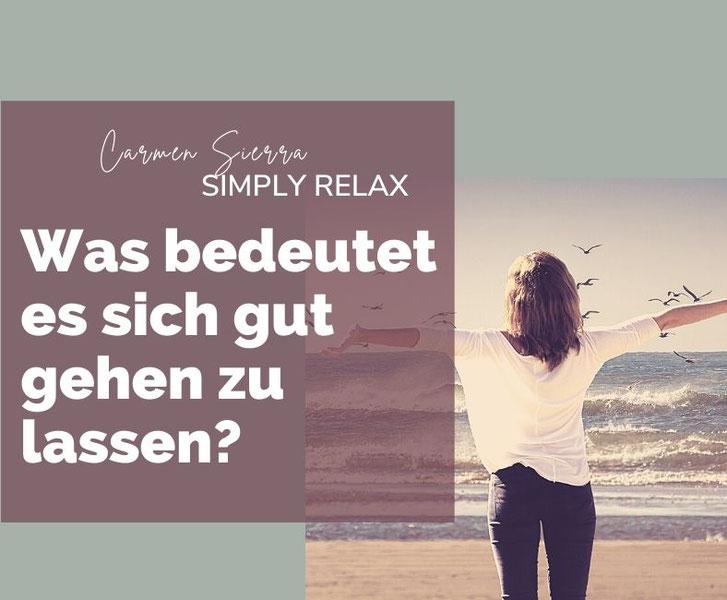 Carmen Sierra | SIMPLY RELAX Yoga & mehr