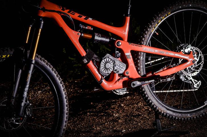 yeti electrique bike