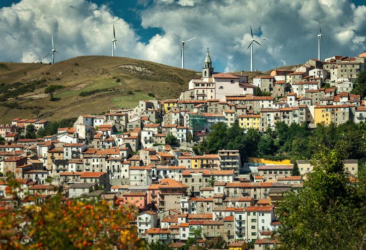 Castiglione Messer Marino, Alto Vastese
