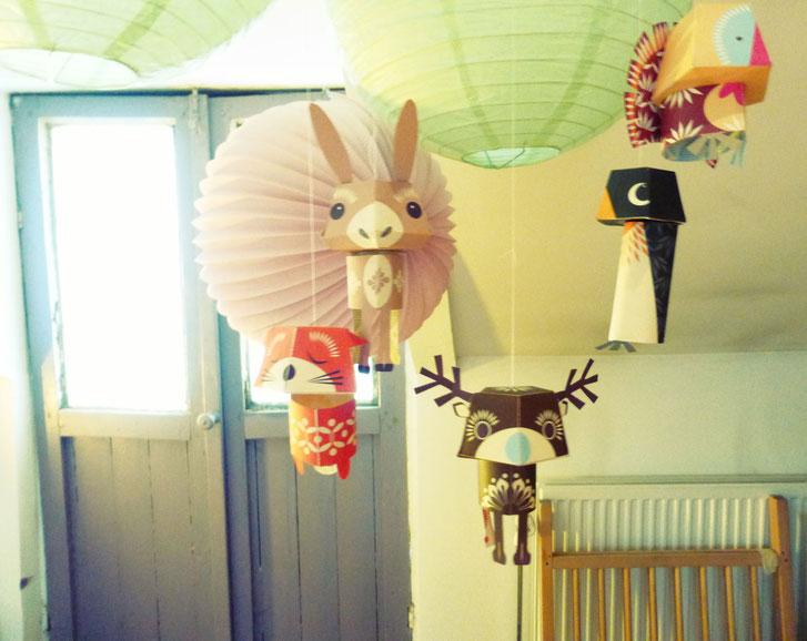 idée pour décorer une chambre de bb-hellofairepart