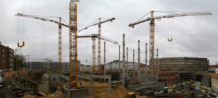 Beispielbild Baustelle