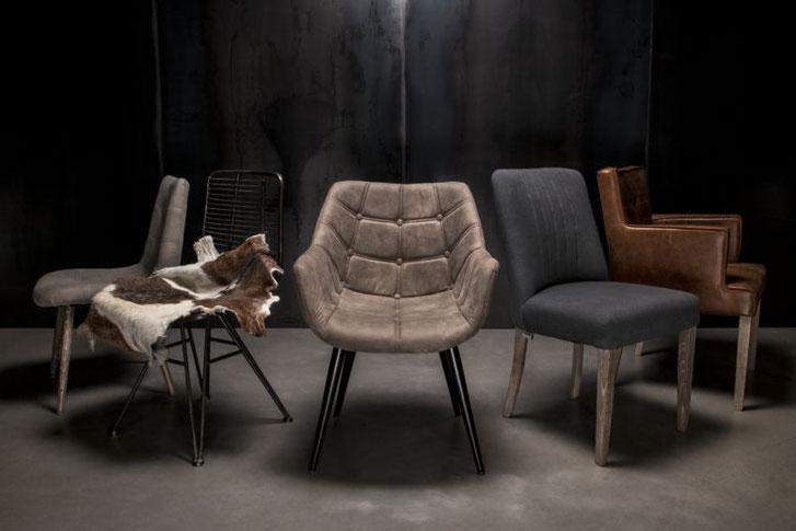 Vintage Design Stühle