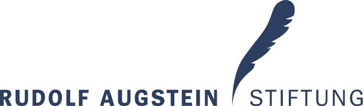 mit freundlicher Unterstützung der Rudolf Augstein Stiftung