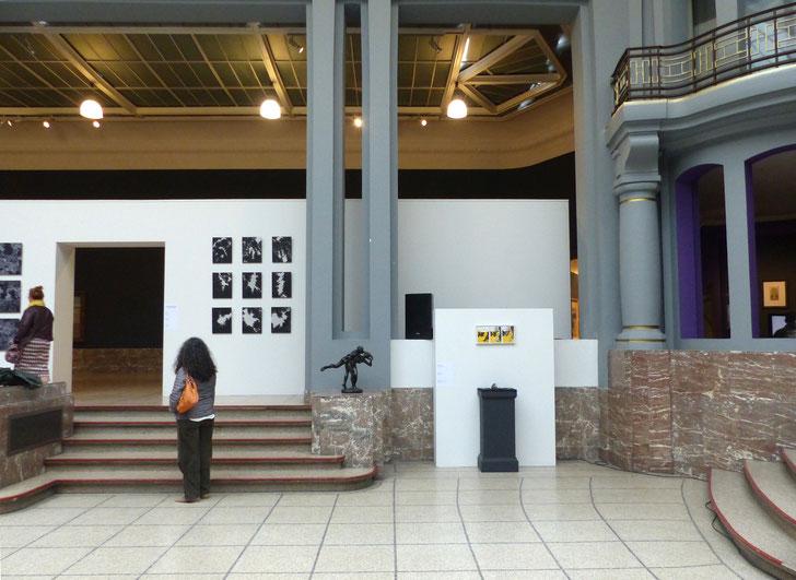 JC FAREY Musée des Beaux-Arts de Tournai Prix artistique de la ville 2018