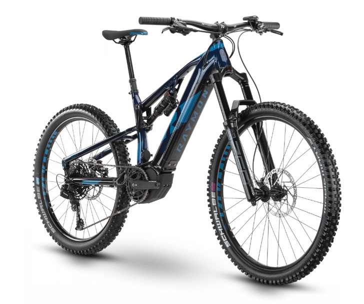 R Raymon E-Seven TrailRay 10.0 2020