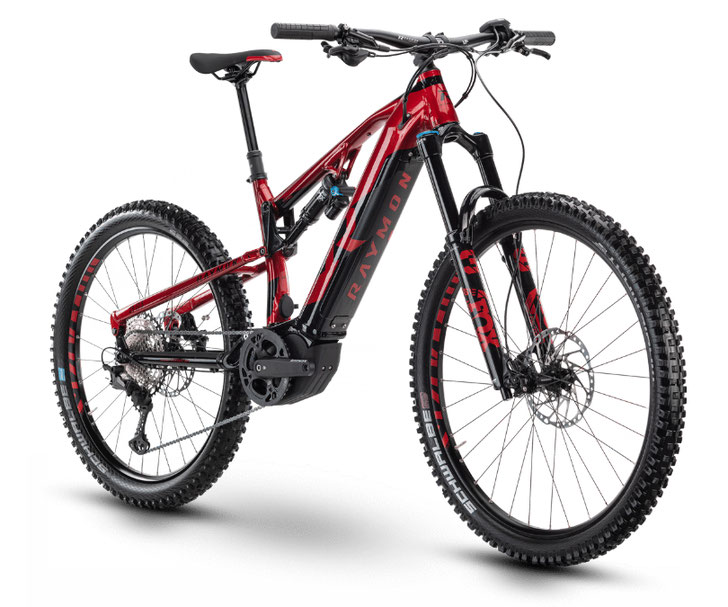 R Raymon E-Seven TrailRay 11.0 2020