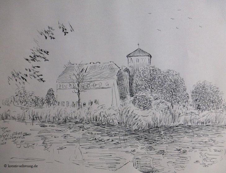 Burg von Neustadt-Glewe, 2020