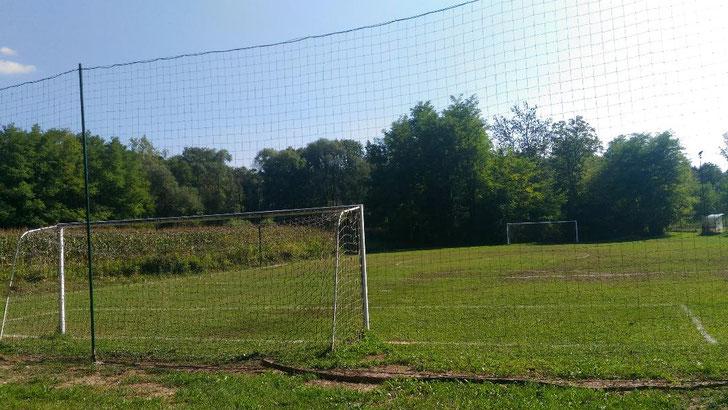 Il campo di allenamento