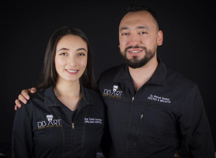Dra. Karina Gonzalez & Dr. Manuel Garibay