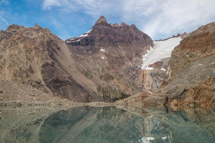 """Rund um die argentinische """"Trekking-Hauptstadt"""" El Chaltén gibt es viele wunderschöne Wandermöglichkeiten"""