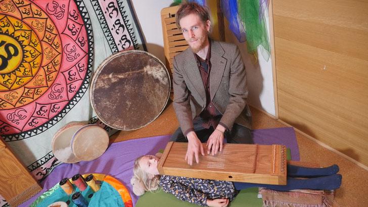 Klangtherapie für Kinder mit besonderen Bedürfnissen