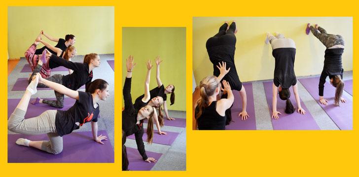Yoga für Jugendliche Berlin
