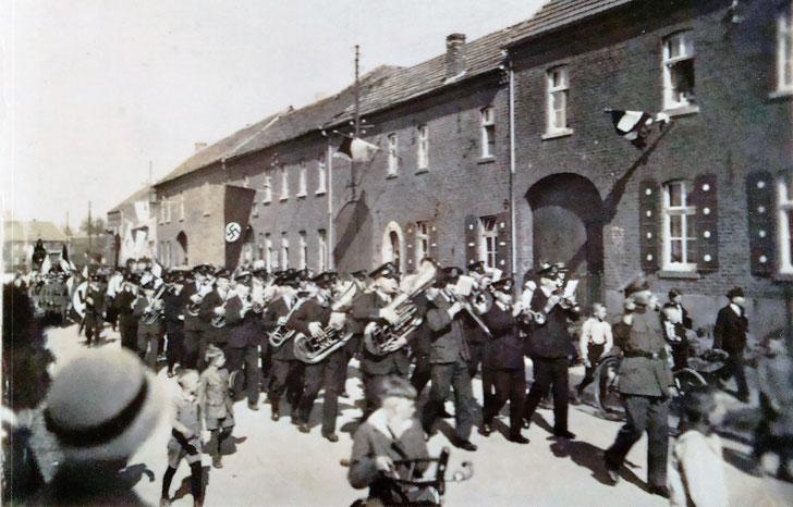 Werkkapelle um 1934