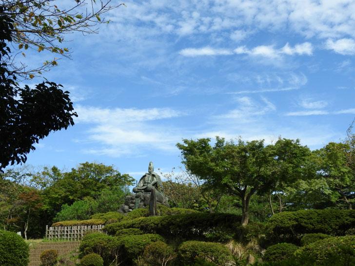 鎌倉 源氏山公園 161006撮影
