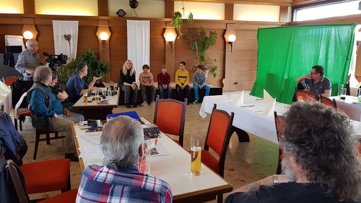 """Casting Hauptdarsteller für """"Die Höhle"""" 2-3-2019"""