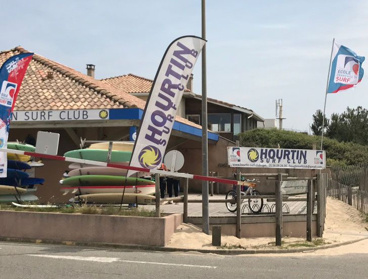 Hourtin Surf Club, Hourtin