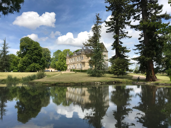 My home for the rest of the year - Chateau Mauvesin Barton
