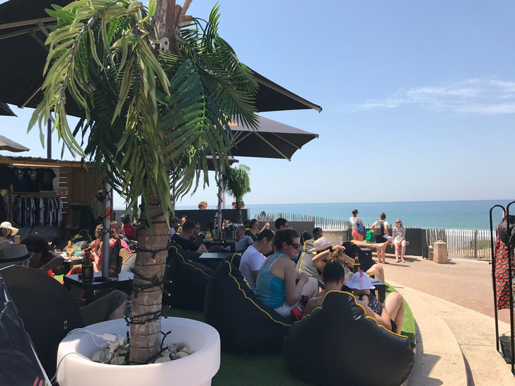 Lounge Bar, Lacanau Plage