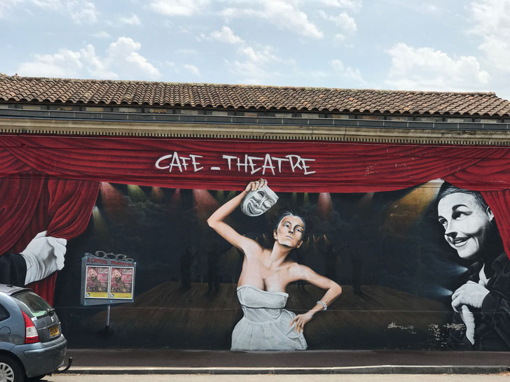 Carcans Theatre, Carcans