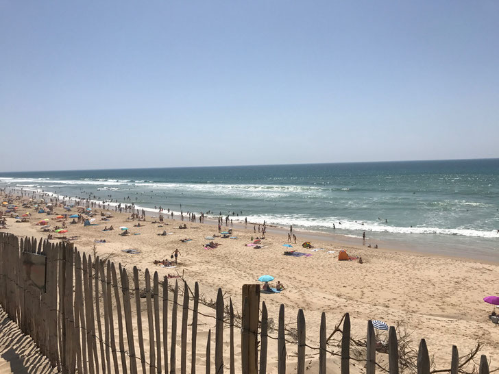 Carcans Plage, Carcans