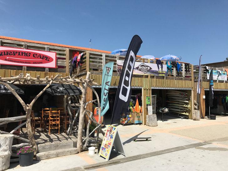 Surf Cafes, Carcans Plage